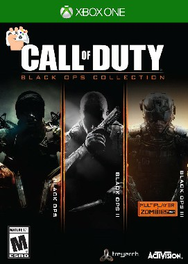 Call Of Duty – Black Ops Collection -VIP