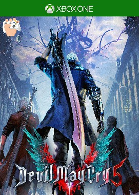 Devil May Cry 5 Ed. Deluxe -VIP