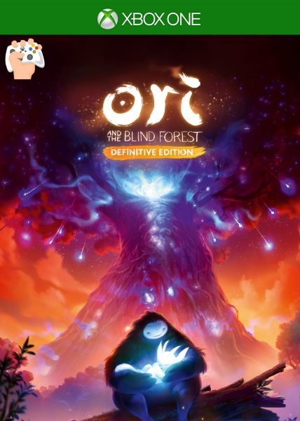 Ori and The Blind Forest Definitive Edition -VIP