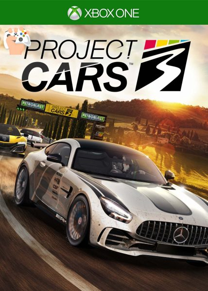 Project Cars 3 Ed. Deluxe -VIP